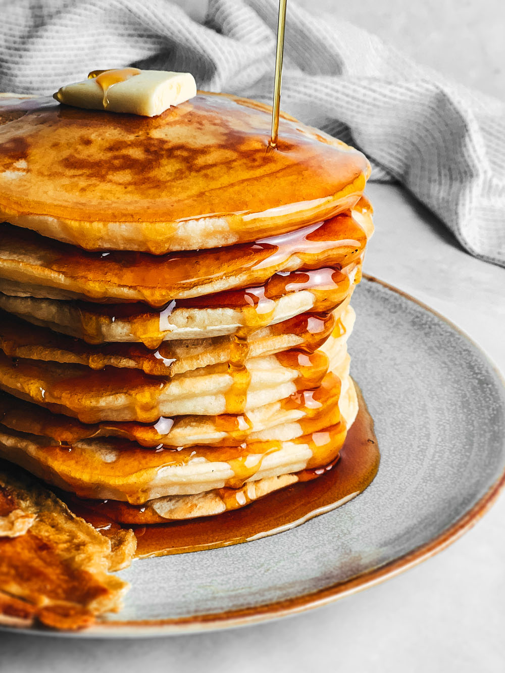 Fluffy Vegan Pancake Recipe The Best Pancakes You Will Ever Have